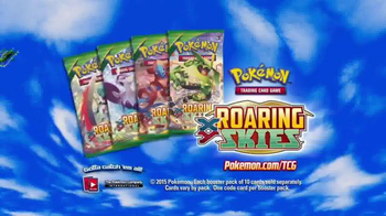 Pokemon Trading Card Game: XY - Roaring Skies TV Spot, 'Soar to Victory' - Thumbnail 8