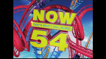 Now That's What I Call Music 54 TV Spot