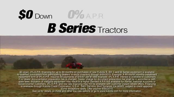 Kubota More Power to You! Spring Sales Event TV Spot, 'Who Are We?' - Thumbnail 6