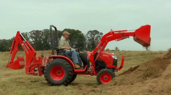 Kubota More Power to You! Spring Sales Event TV Spot, 'Who Are We?' - Thumbnail 8