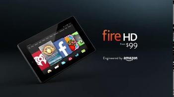 Amazon Fire HD TV Spot, 'Tough Like ESPN's Jalen Rose' - Thumbnail 8