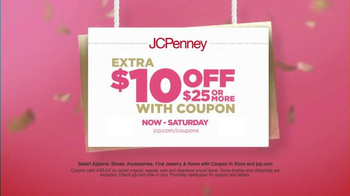 JCPenney Super Saturday Sale TV Spot, 'Shine' - Thumbnail 6