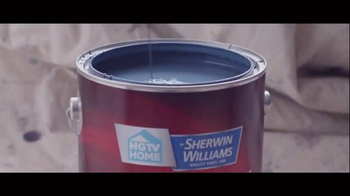Sherwin-Williams HGTV Home TV Spot, 'Heroes of the Household' - Thumbnail 6