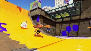 Nintendo Wii U Splatoon TV Spot, 'Splat The World' - Thumbnail 2