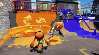 Nintendo Wii U Splatoon TV Spot, 'Splat The World' - Thumbnail 5
