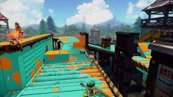 Nintendo Wii U Splatoon TV Spot, 'Splat The World' - Thumbnail 7