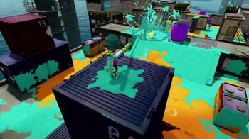 Nintendo Wii U Splatoon TV Spot, 'Splat The World' - Thumbnail 8