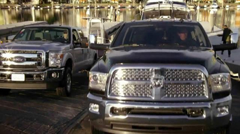 Ram 3500 and 1500 TV Spot, 'Ram Drive and Discover Event: Leadership' - Thumbnail 1
