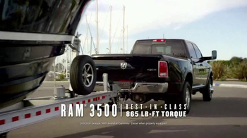 Ram 3500 and 1500 TV Spot, 'Ram Drive and Discover Event: Leadership' - Thumbnail 3