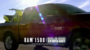Ram 3500 and 1500 TV Spot, 'Ram Drive and Discover Event: Leadership' - Thumbnail 5