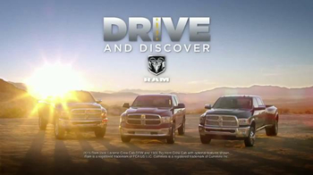 Ram 3500 and 1500 TV Spot, 'Ram Drive and Discover Event: Leadership' - Thumbnail 8