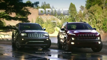 Jeep Drive and Discover Event TV Spot, 'Jeep Brand' - Thumbnail 8