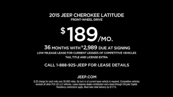 Jeep Drive and Discover Event TV Spot, 'Jeep Brand' - Thumbnail 9
