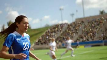 Coppertone Sport TV Spot, 'Soccer' Featuring Christen Press - Thumbnail 1