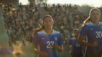 Coppertone Sport TV Spot, 'Soccer' Featuring Christen Press - Thumbnail 9