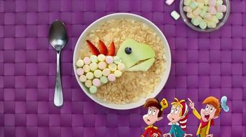 Rice Krispies TV Spot, 'So Many Choices'