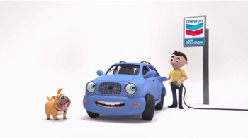 Chevron With Techron TV Spot, 'Signs of Affection' - Thumbnail 4