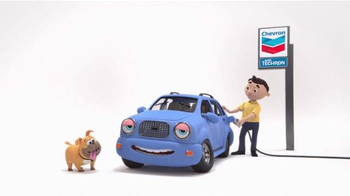 Chevron With Techron TV Spot, 'Signs of Affection' - Thumbnail 6