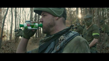 Mountain Dew TV Spot, 'Paintball' Featuring Dale Earnhardt, Jr.