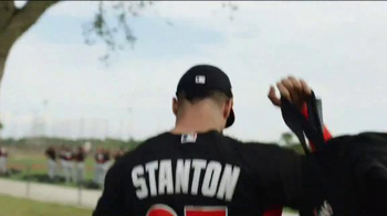 Major League Baseball TV Spot, 'Swing That Bat' Featuring Giancarlo Stanton - Thumbnail 1