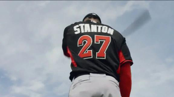 Major League Baseball TV Spot, 'Swing That Bat' Featuring Giancarlo Stanton - 72 commercial airings