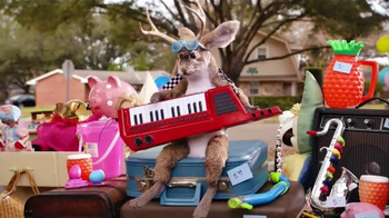 Lunchables Kabobbles TV Spot, 'Yard Sale' - Thumbnail 3
