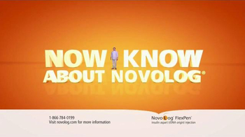 NovoLog FlexPen TV Spot, 'Now I Know' - Thumbnail 10