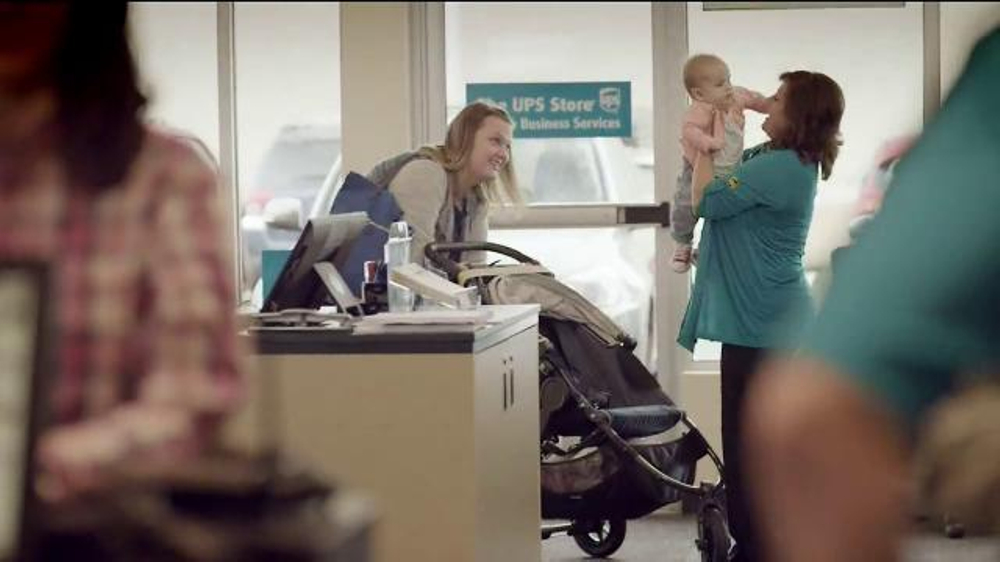 The UPS Store TV Commercial, 'United Problem Solvers'