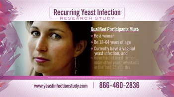 REVIVE Study TV Spot, 'Yeast Infection' - Thumbnail 4