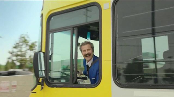 Priceline.com TV Spot, 'Wheels' Featuring William Shatner, Kaley Cuoco - Thumbnail 5