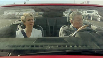Priceline.com TV Spot, 'Wheels' Featuring William Shatner, Kaley Cuoco - Thumbnail 5