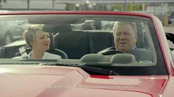 Priceline.com TV Spot, 'Wheels' Featuring William Shatner, Kaley Cuoco - Thumbnail 8