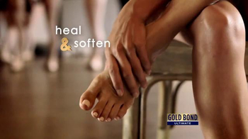 Gold Bond Ultimate TV Spot, 'Dancers Feet' - Thumbnail 6