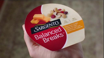Sargento Balanced Breaks TV Spot, 'Good Things Come in Three' - Thumbnail 2