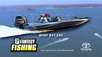Bass Master Fantasy Fishing TV Spot, 'Fierce Competition' - Thumbnail 6