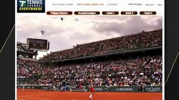 Tennis Channel Plus TV Spot, 'Watch Anywhere' - Thumbnail 6