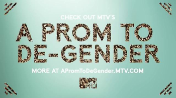 MTV A Prom to De-Gender TV Spot, 'Prom King for Everyone' - Thumbnail 8