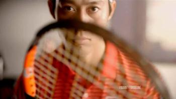 Wilson TV Spot, 'Burn Racket Test' Featuring Kei Nishikori - Thumbnail 8