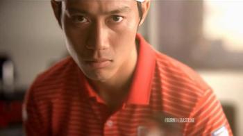 Wilson TV Spot, 'Burn Racket Test' Featuring Kei Nishikori - Thumbnail 5