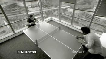 Wilson TV Spot, 'Burn Racket Test' Featuring Kei Nishikori - Thumbnail 7
