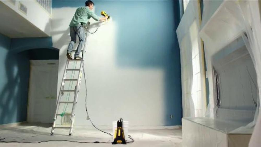 Wagner Flexio TV Commercial, 'Paint Smart'
