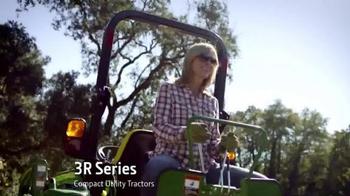 John Deere 3R and 4R Series TV Spot, 'Some Artists' - Thumbnail 1