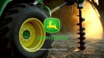 John Deere 3R and 4R Series TV Spot, 'Some Artists' - Thumbnail 7