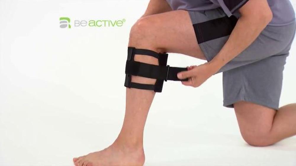 BeActive Brace TV Commercial, 'Four Million Active People'