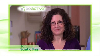 BeActive Brace TV Spot, 'Four Million Active People' - Thumbnail 5