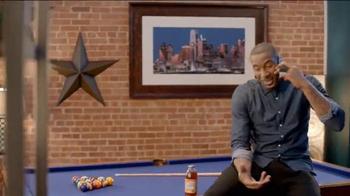 Snapple TV Spot, 'SportsCenter: New York to Dallas' Feat. Amar'e Stoudemire - Thumbnail 1