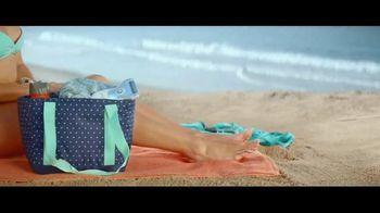 Dr. Scholl's Dream Walk Express Pedi TV Spot, 'Beach'