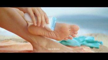 Dr. Scholl's Dream Walk Express Pedi TV Spot, 'Beach' - Thumbnail 2