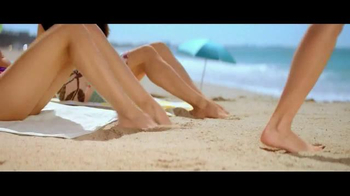 Dr. Scholl's Dream Walk Express Pedi TV Spot, 'Beach' - Thumbnail 4