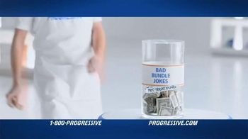 Progressive TV Spot, 'Jar' - 11982 commercial airings